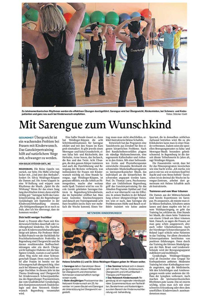 Sarengue® - Zum Wunschkind